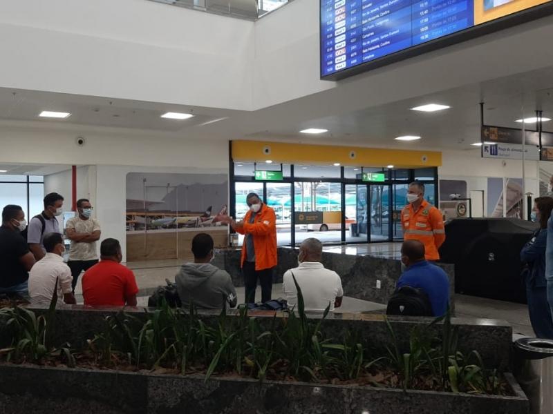 ES-aeroporto