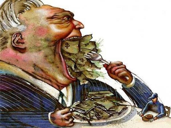 """""""Economia não pode funcionar com 'agiotagem legal' de bancos"""""""