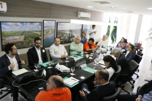 Ineep apresenta à governadora do RN impactos da saída da Petrobras do estado