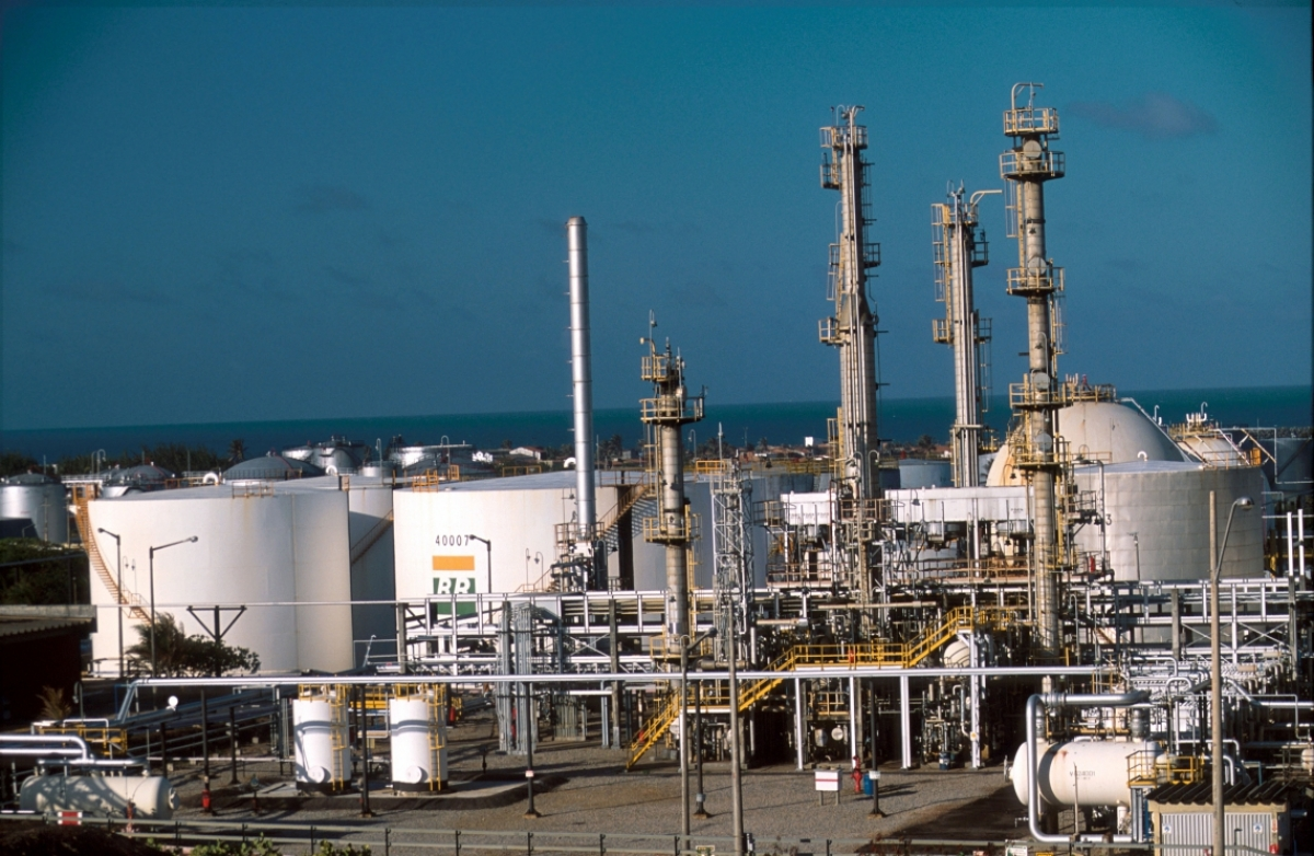 Resultado de imagem para Petrobras refinarias