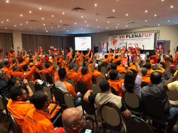 Plenafup aprova apoio a eleição de Lula e fortalece luta por nenhum direito a menos