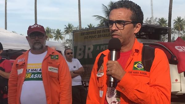 José Maria Rangel assume novamente a coordenação da FUP