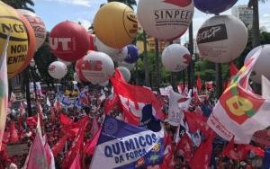 ff52d98bd Centrais convocam nova mobilização contra o fim da Previdência Pública