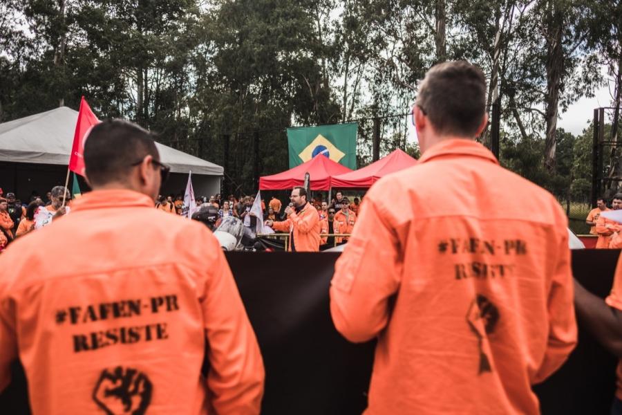 16º dia: Greve entra na terceira semana com 118 unidades da Petrobrás mobilizadas