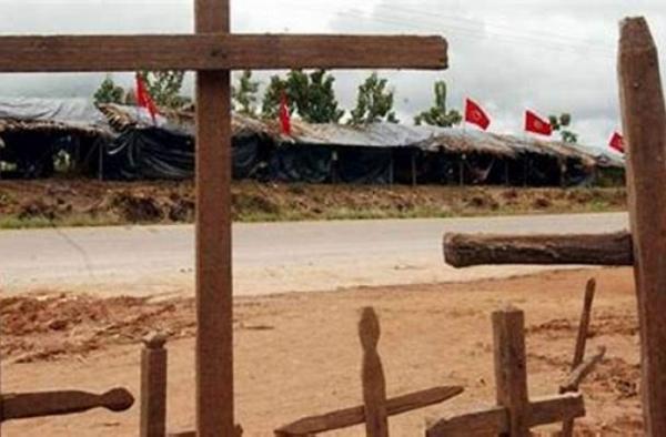 Lideranças do MST são brutalmente assassinadas em acampamento na Paraíba