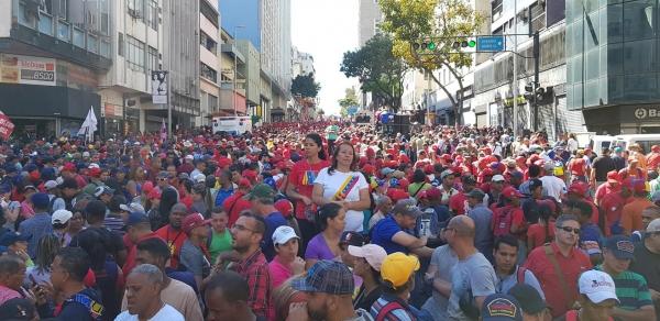 Estados europeus rejeitam intervenção na Venezuela e isolam Trump e Bolsonaro
